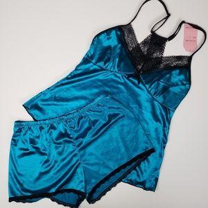 Other - Silky Racerback Pajama Set